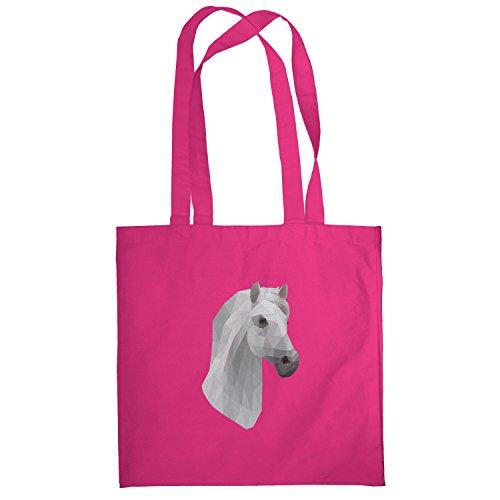 Texlab–Poly Pony–sacchetto di stoffa Pink