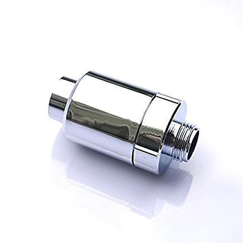 Y & B Pomme de douche Filtres Jetables 3élimine les bactéries Purifie l'eau Filtre Chlore Filtre pour adoucisseur d'eau Filtre de douche