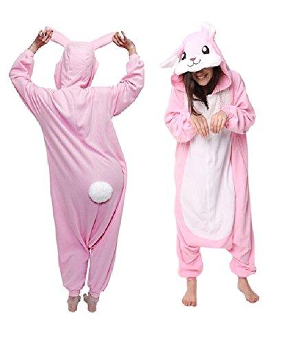 n M Große Cosplay Kostüme Pyjama Erwachsene (Kigu Party Halloween)
