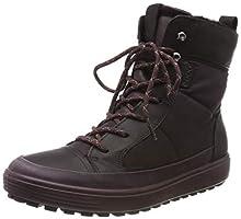 ECCO Soft 7 Tred W, Sneaker a Collo Alto Donna, Viola (Fig/Fig/Fig 51504), 42 EU