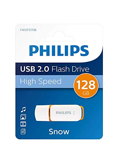 Philips USB Flash Drive SNOW Edition 128GB, USB2.0