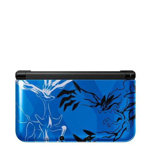Nintendo 3DS - Consola XL, Diseño Xerneas & Yveltal, Color Azul (Edición Limitada)