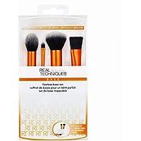 Real Techniques, Set de brochas para maquillaje (Flawless Base)