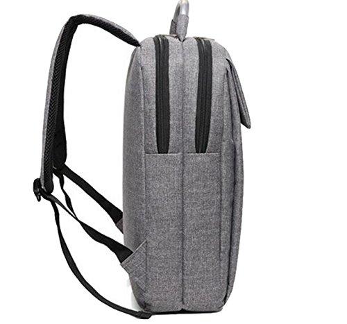 Umhängetasche Männer Und Frauen Geschäftsreise Rucksack Tasche Computer Tasche Freizeit Einfach Wild Blue