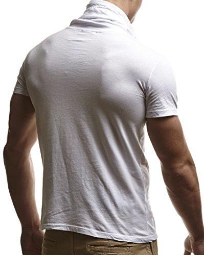 LEIF NELSON -  T-shirt - Uomo Bianco