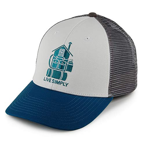 Patagonia Live Simply Home LoPro Trucker Hat Gorra