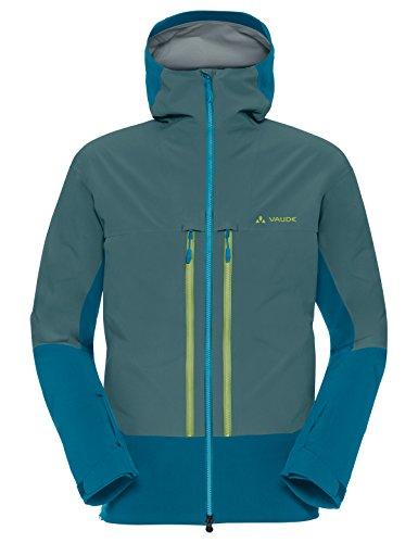 Vaude Herren Shuksan 3L Jacket Jacke, Eucalyptus, L -
