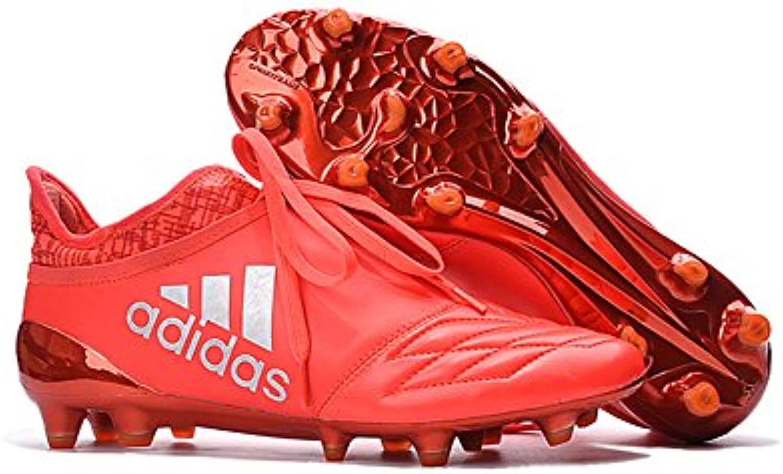 zhromgyay Schuhe Herren Fußball Mercurial Superfly AG Pink Fußball Stiefel