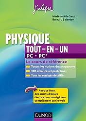 Physique tout-en-un PC-PC* - 2e éd. - Le cours de référence