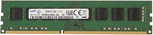 Samsung original 8GB, 240-pin DIMM, DDR3 PC3-12800, desktop memory module