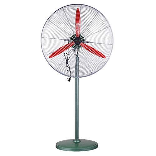 Industrieller Hochleistungsmetallkippventilator Mit Hoher Geschwindigkeit, Elektro- / Boden- / Metallstandventilator-Maschinerie Continental Vintage Household Business Fan