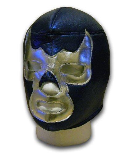 Blau Demon Erwachsene Größe mexikanischen Lucha Libre Wrestling (Dress Libre Nacho Fancy)