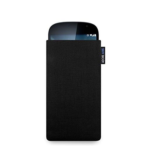 Adore June Classic Handytasche 12,7 cm (5 Zoll) schwarz - Handyhüllen (Case, Yota, YotaPhone 2, 12,7 cm (5 Zoll), schwarz)