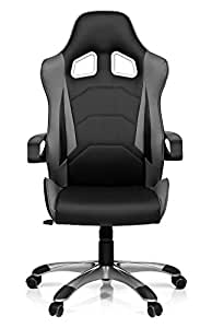 hjh OFFICE, 621835, Gaming chair, Home office chair, RACER