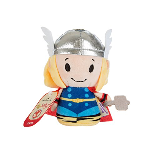 Thor Plush - Itty Bitty - Marvel - 13cm 5""