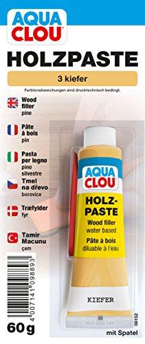 Clou Holzpaste wv 3 kiefer 60 g