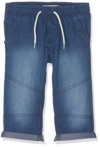 NAME IT Jungen Shorts Nkmryan Dnmaben 3051 Knickers Noos, Blau (Dark Blue Denim), (Herstellergröße: 152)