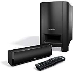 Bose CineMate 15 Home Cinema Soundbar Speaker System - Black
