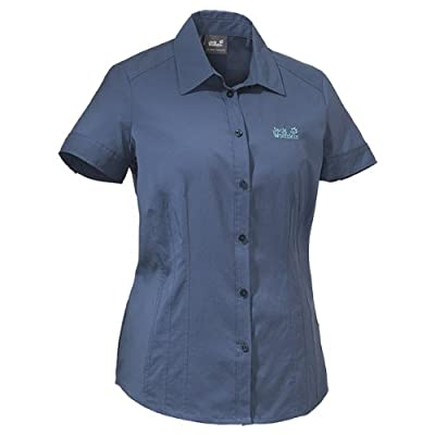 Jack Wolfskin Damen Bluse Track Shirt Women von Jack Wolfskin auf Outdoor Shop