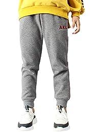Pantalón De Chándal Jogging Cálido Cómodo Pantalones con Cintura Elástico  ... 790363478f08
