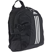 adidas Bp Power II M - Bolso para niño, color negro / blanco, talla NS