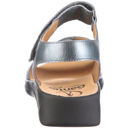 Ganter Monica Weite G 1-202590-6300, Sandales Pour Femmes Gris / Graphite