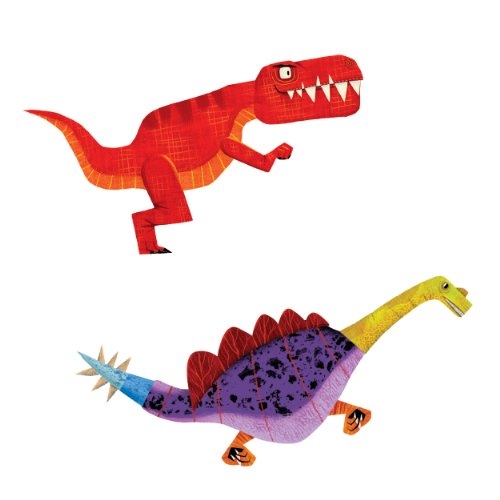 Image of Dinosaurs Magnetic Build-Its