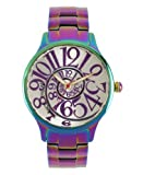 Best Johnson Watches - Betsey Johnson Women's Quartz Watch with Silver Dial Review