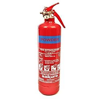 Sakura Multi-Purpose Fire Extinguisher - 1KG