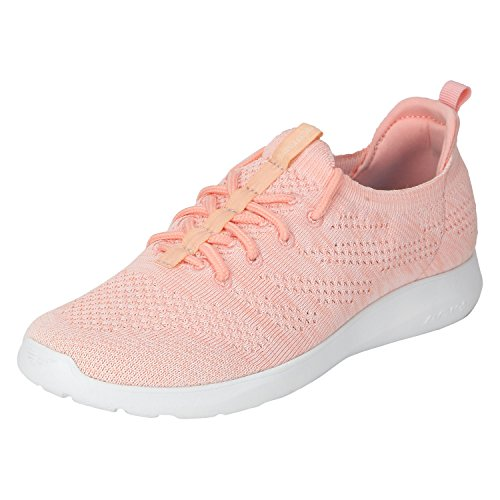 Red Tape Women's Pink Running Shoes-4 UK/India (37 EU)(RLO0073A-37)