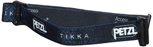 Petzl Ersatzkopfband Tikkina Pixa Kopfband, Schwarz, One Size