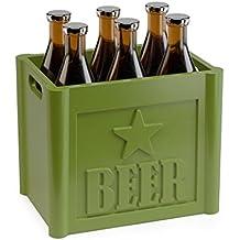 Balvi - Beer Set de 6 Palillos para Aperitivo. ...