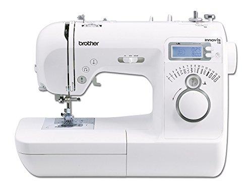 Brother 4977766712637– Nähmaschine mit 16Stichprogrammen, Modell: Innov-is 15