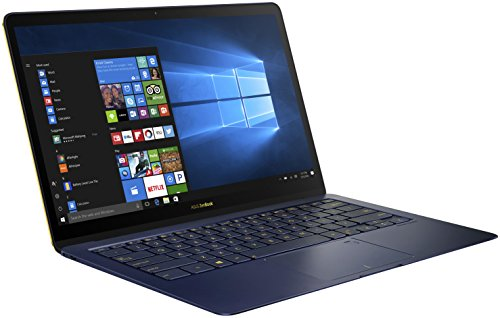 "Asus Zenbook3 Deluxe-78512-B Ultrabook 14"" FHD Bleu nuit (Intel Core i7, 8 Go de RAM, SSD 512 Go, Windows 10)"