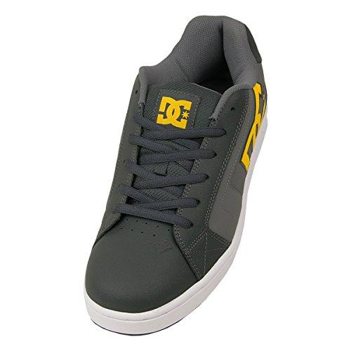 DC Shoes - Sneakers unisex Grigio/Giallo