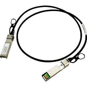 Hewlett Packard Enterprise X240 10G SFP+ 1.2m DAC 1.2m Noir câble de réseau - Câbles de réseau (1,2 m, SFP+, SFP+, Noir)