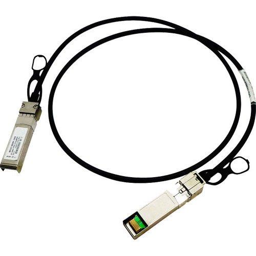 HP-X240-10G-SFP-12m-DAC-Cable-de-red-12m-SFP-SFP-Negro
