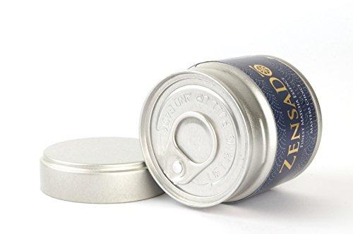 ZENSADO | MASTERS CHOICE | FINEST MATCHA ESSENCE | Matcha-Tee-Pulver | Grüntee-Pulver für Matcha-Getränk, Matcha-Smoothies, Matcha-Latte | Premium Qualität aus Japan | 30g