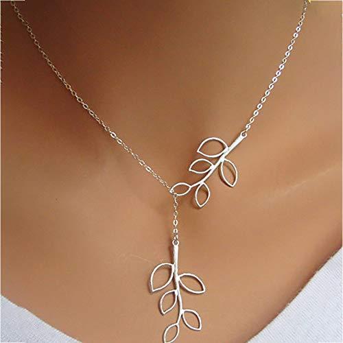 Mypace Anhänger Gold Silber 925 Für Damen Bohemian Handmade Metal Shell Geometric Necklace Ladies Schmuck