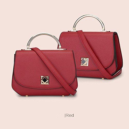 Eysee - Borsa a tracolla donna Red