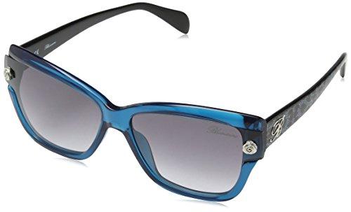 blumarine-womens-sbm-sunglasses-grey-shiny-turquoise-one-size