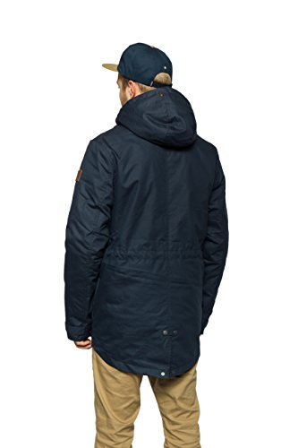 Element Herren Parka und Winterjacke Roghan Navy