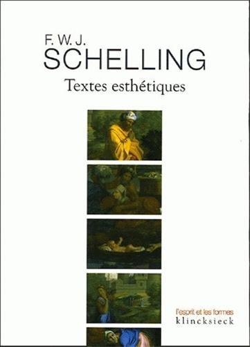 Textes esthétiques par Friedrich von Schelling
