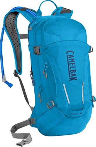 Camelbak Products LLC Camelbak M.U.L.E. Hydration Pack Trinkrucksack, Atomic Blue/Pitch, 100 oz