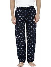 London Bee Men's Cotton Poplin Printed Pyjama/ Lounge Pant MPLB0088