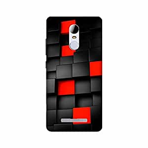 Yashas High Quality Designer Printed Case & Cover for Xiaomi Redmi Note 3 (Pattern)
