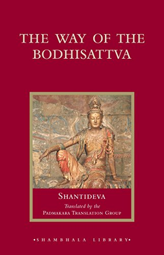 The Way of the Bodhisattva: Book and Audio CD Set (English Edition) por Shantideva