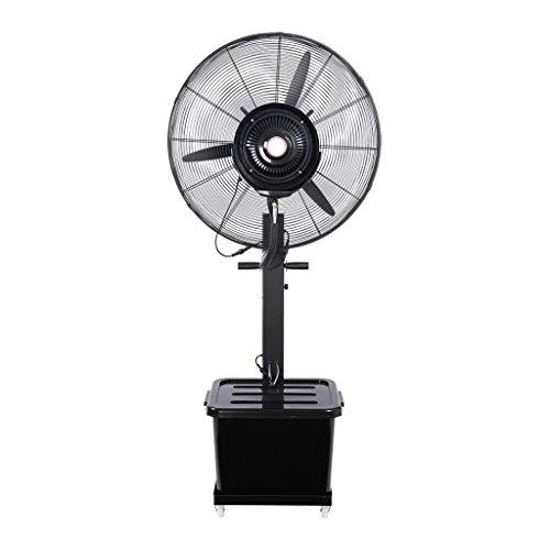 Mist Horn Fan Ventilador de Soporte de atomización Enfriamiento Comercial Comercial Al...