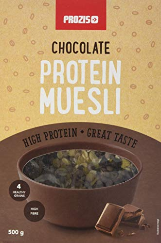 Prozis Protein Muesli 500 g Chocolate