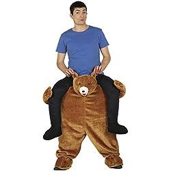 Guirca Disfraz adulto carry me oso, Talla 52-54 (88286.0)